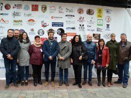 Visita del conseller Comín al carrer de La Marató