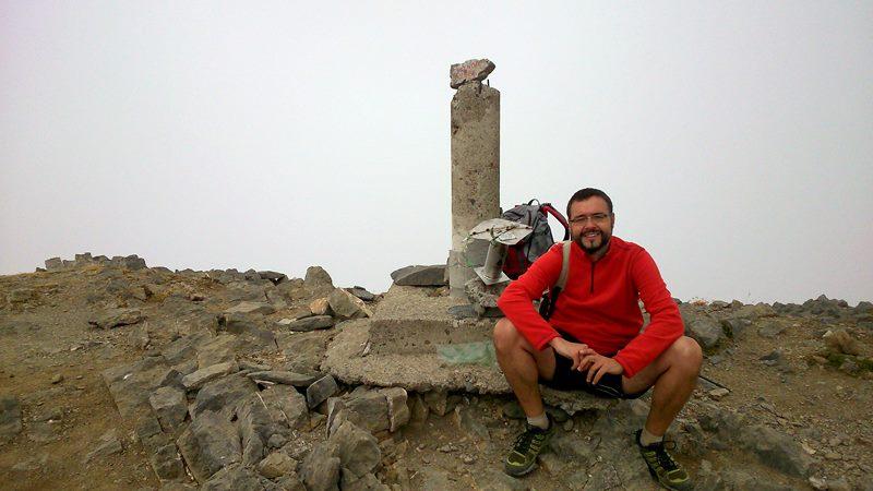 Jaume Monés, presentador 'Sendes'