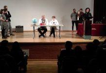Homenatge professors jubilats Pompeu Fabra