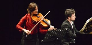 Agnès Mauri i Benedek Horváth