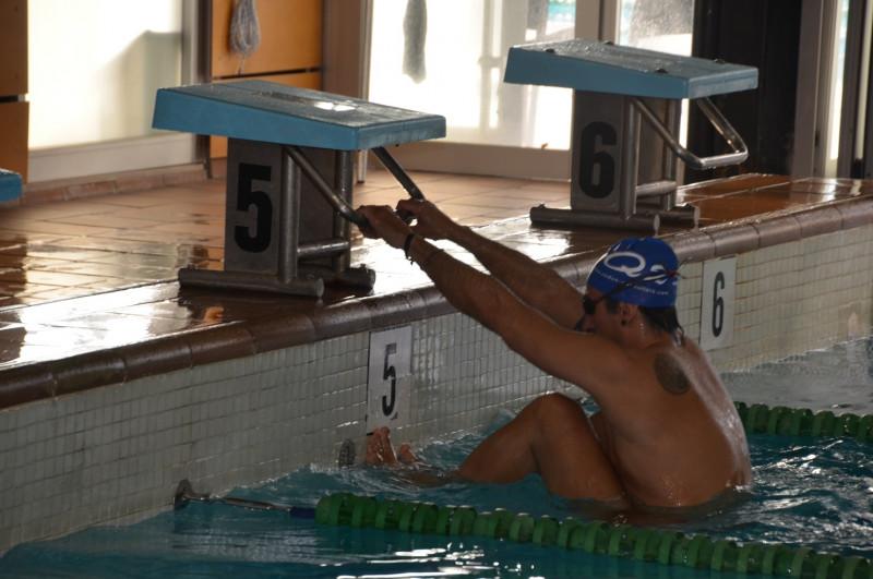 La piscina del ce la vila acull la segona jornada de la for Piscina martorell