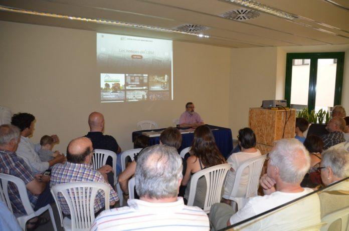 Presentació web CEM