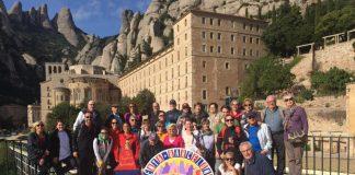 Edició anterior de la pujada a Montserrat