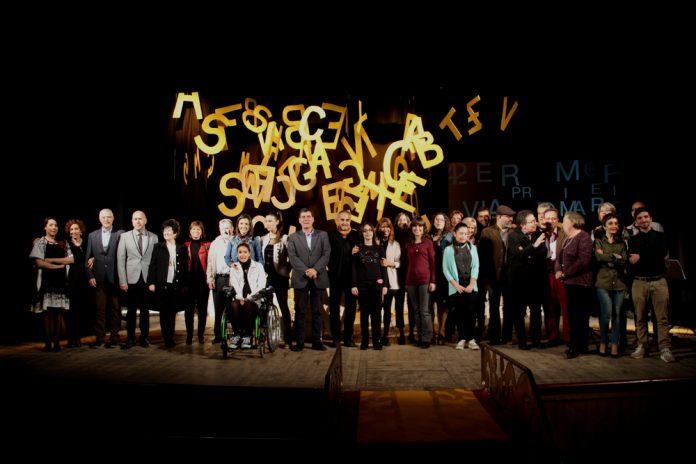 42è Premi Vila de Martorell. Fotografia de família