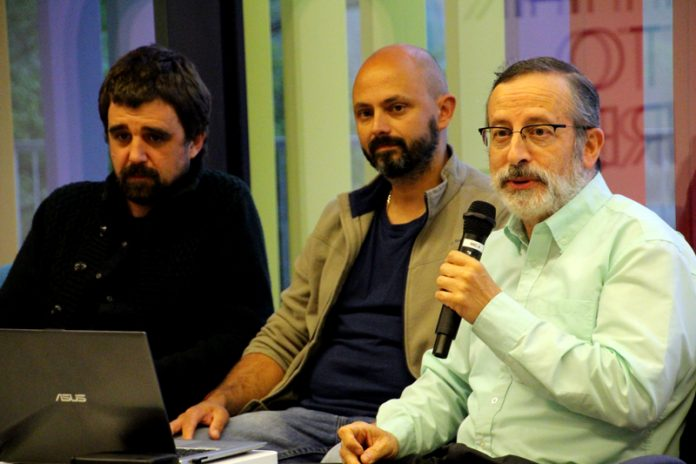 Santa Margarida: història, arqueologia i futur'. Pablo del Fresno, Josep Socorregut i Alfred Mauri