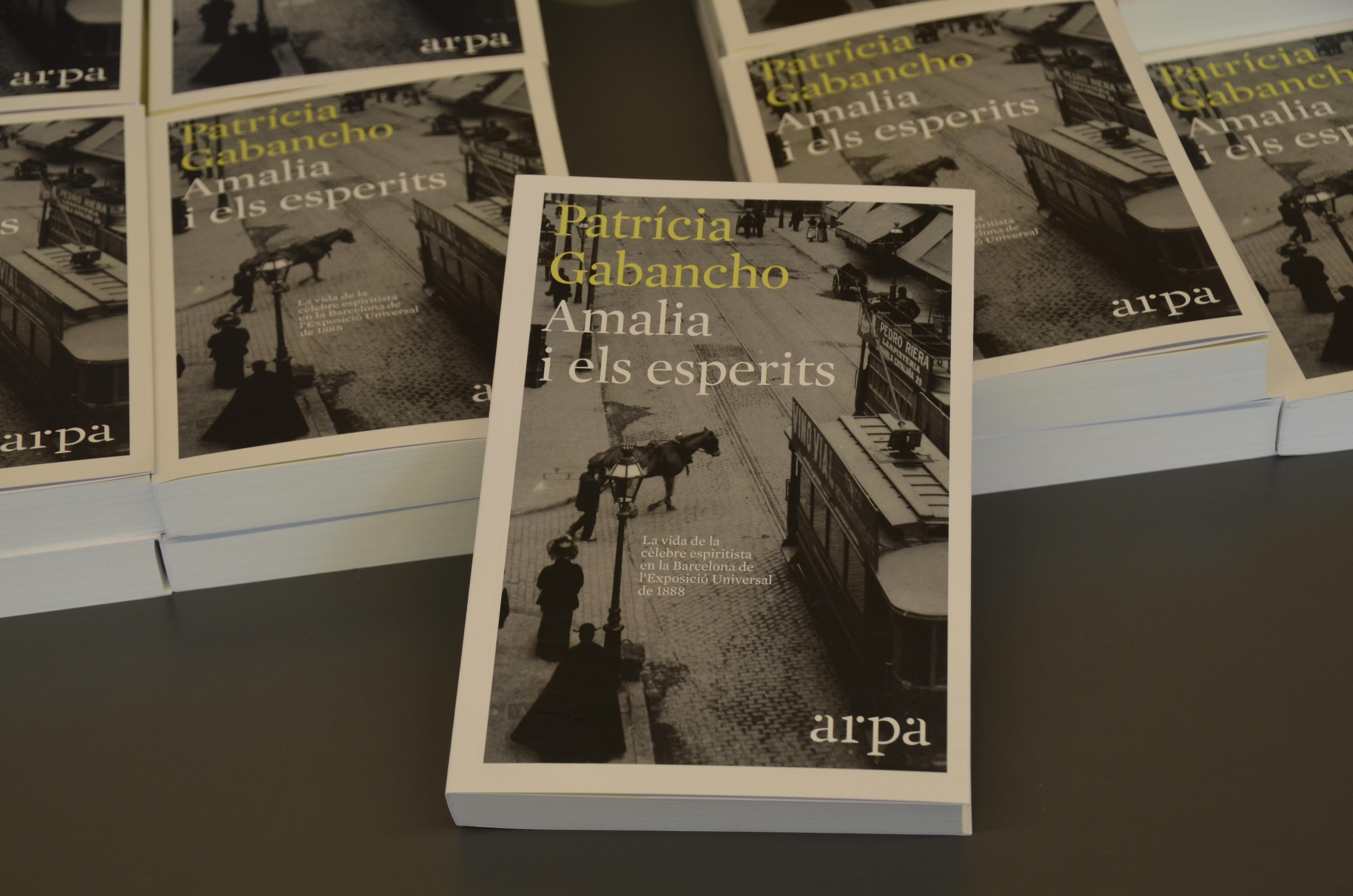 Amalia i els esperits