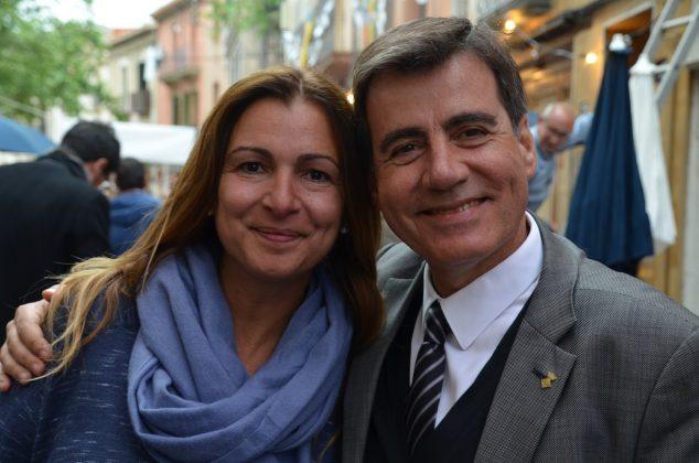 Passejada de l'alcalde per la Vila