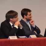 El president Puigdemont ha presidit l'acte