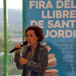 39a Fira del Llibre de Sant Jordi. Presentació del llibre Cuina Flexi. La tècnica de Cultura Josefina Canals