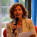 39a Fira del Llibre de Sant Jordi. Presentació del llibre Cuina Flexi. Maria Hinojo
