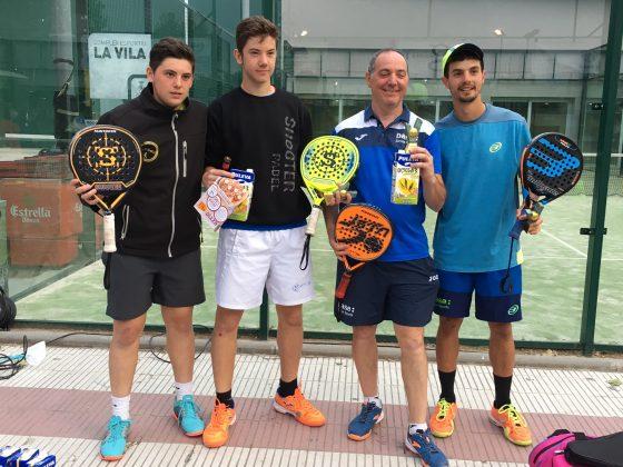 Finalistes 1a masculina Open Fira de Primavera