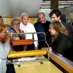 Inauguració de la 39a Fira del Llibre de Sant Jordi