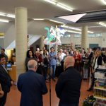 Inauguració de la 39a Fira del Llibre.