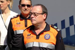 Jordi Guillén, president de Protecció Civil Martorell