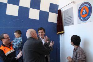Inauguració de les noves dependències de Protecció Civil Martorell