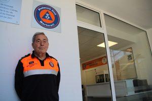 Manuel Muñoz, voluntari més veterà de Protecció Civil Martorell