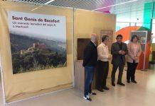Exposició 975 anys Sant Genís de Rocafort