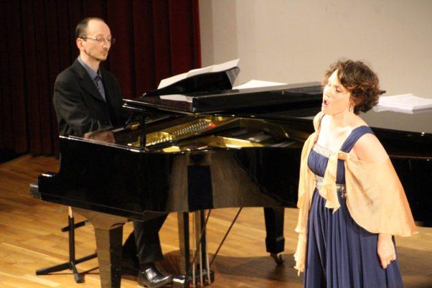 Concert d'Anna Tobella i Alessio Coppola. Any Palet