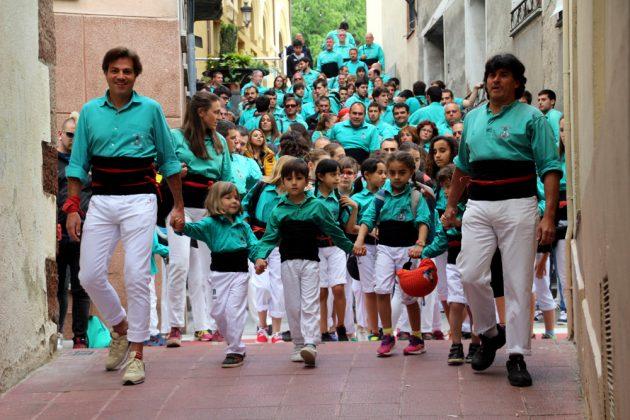 Jornada Castellera de la Fira de Primavera